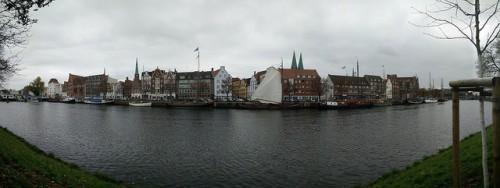 La Trave, Lübeck