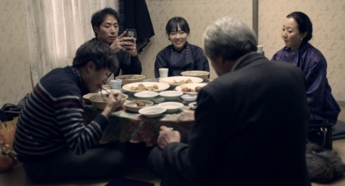 "TO GO WITH: Entertainment-SKorea-film-Busan-festival-winners This undated handout photo released by the Busan International Film Festival (BIFF) in the southeastern port city of Busan on October 11, 2014 shows a still from the Korean film ""End of Winter"" which has won the New Currents award at the Busan International Film Festival. AFP PHOTO / BIFF ---- EDITORS NOTE ---- RESTRICTED TO EDITORIAL USE MANDATORY CREDIT ""AFP PHOTO / BIFF"" NO MARKETING NO ADVERTISING CAMPAIGNS - DISTRIBUTED AS A SERVICE TO CLIENTS"